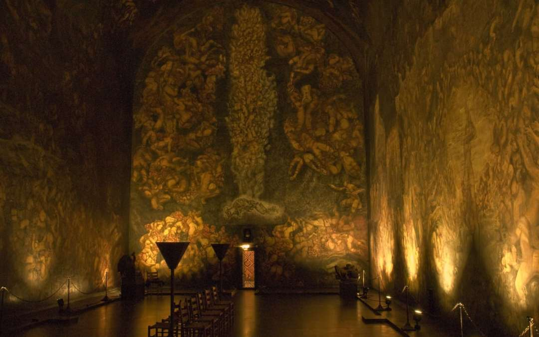 Museumsguide: Emanuel Vigeland Museum