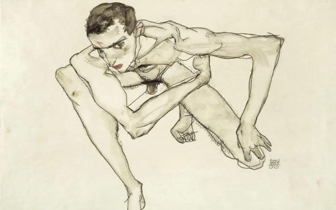 Egon Schiele og Francesca Woodman – Liv i bevegelse