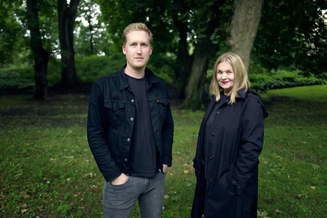 Bjørn Wad og Anne Marit Muri