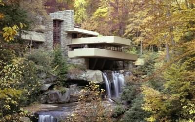 Fallingwater – organisk arkitektur
