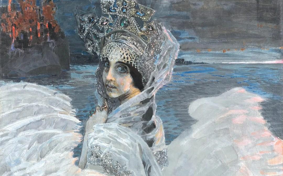 Svaneprinsessen: Russisk kunst 1880–1910