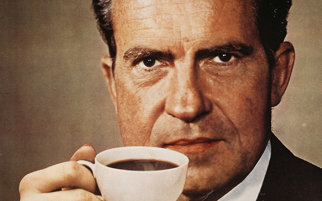 Kaffe med en røver