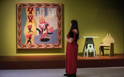 Into the Night – Natteliv i moderne kunst