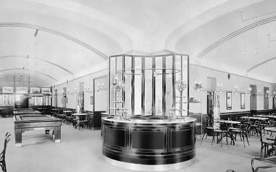 KUNSTNERKAFEER: Café Museum i Wien
