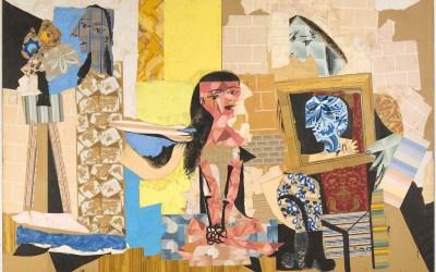 Pablo Picasso – På papir og i blått