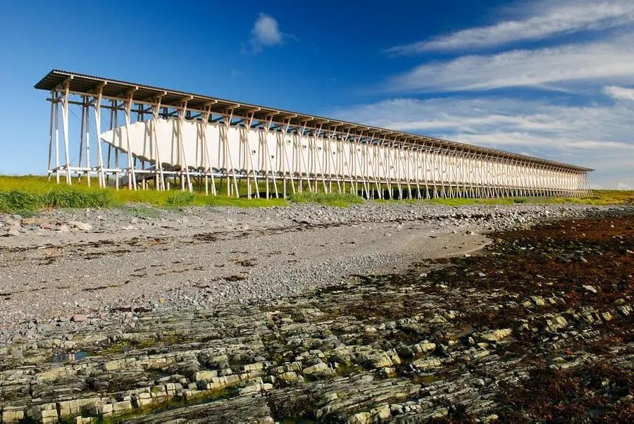 Arkitektonisk kunst i Vardø