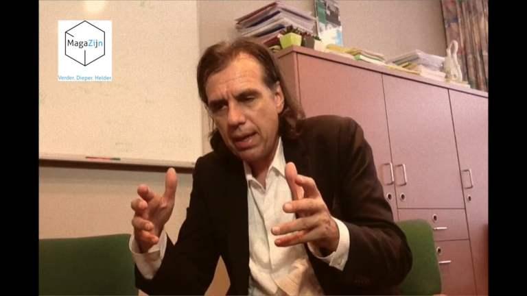 Verdrietdokter Dirk De Wachter: 'Een beetje lastigheid in het leven is geen probleem, maar kan net interessant zijn.'