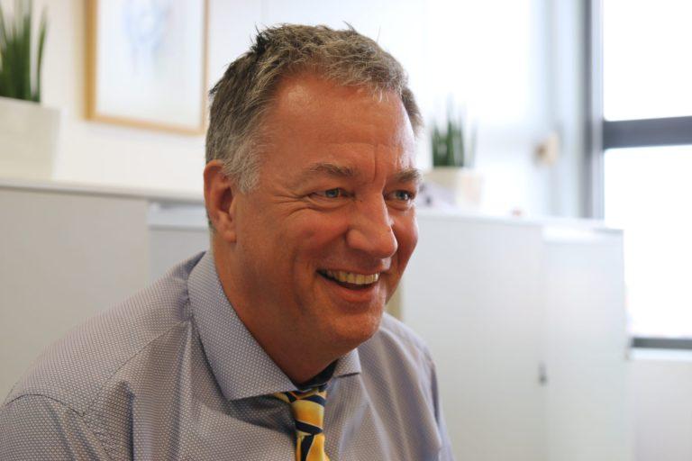 CM-baas Luc Van Gorp: 'De spirituele dimensie is de belangrijkste gezondheidsfactor'