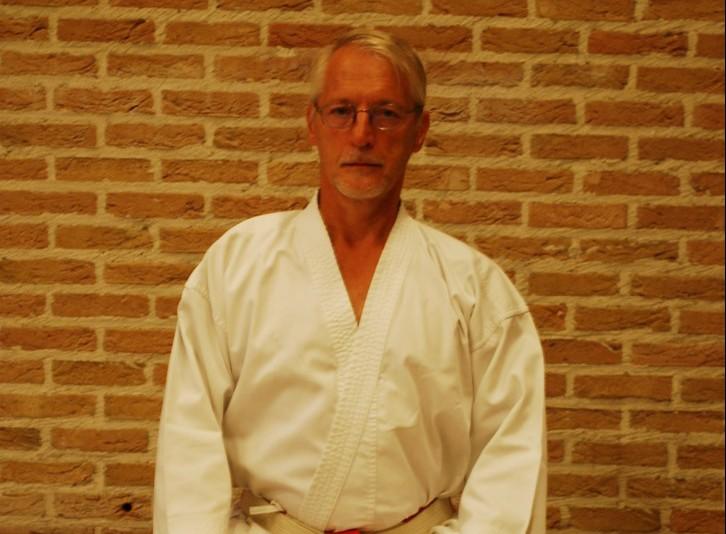 Karate-sensei François Demesmaeker: 'Zonder te vechten toch winnen'