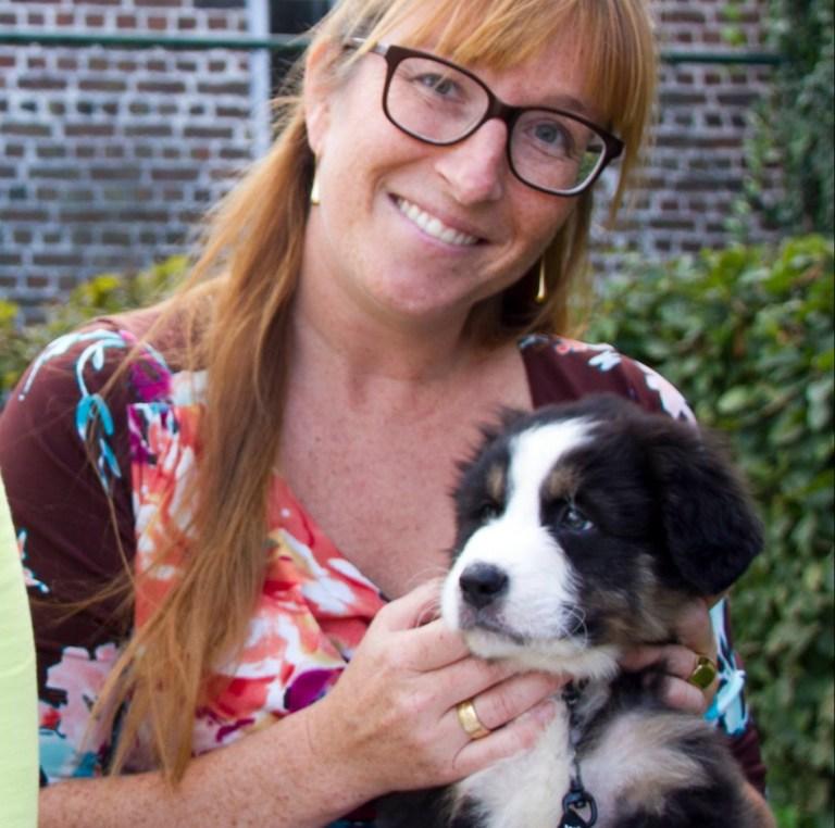 Dierentherapeute Katrien: 'Lou is mijn extra kwetsbaarheid'