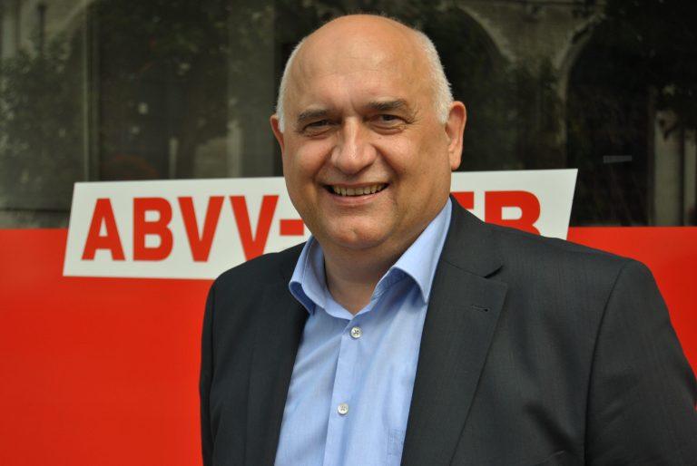 Rudy De Leeuw (ABVV): 'Verandering moet verbetering zijn'