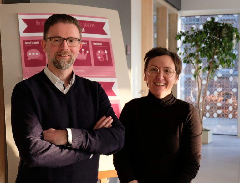 Het Sociopolis-project: 'Wat in een woonzorgcentrum gebeurt en samenkomt, is het leven zelf.'