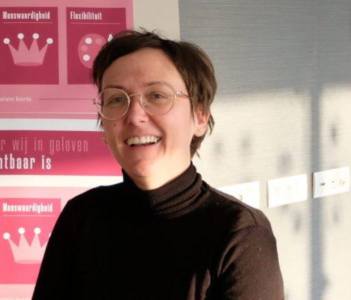 WZC-directeur Laurence Degreef: 'Ik voel grote dankbaarheid en bewondering voor de inzet van mijn personeel'