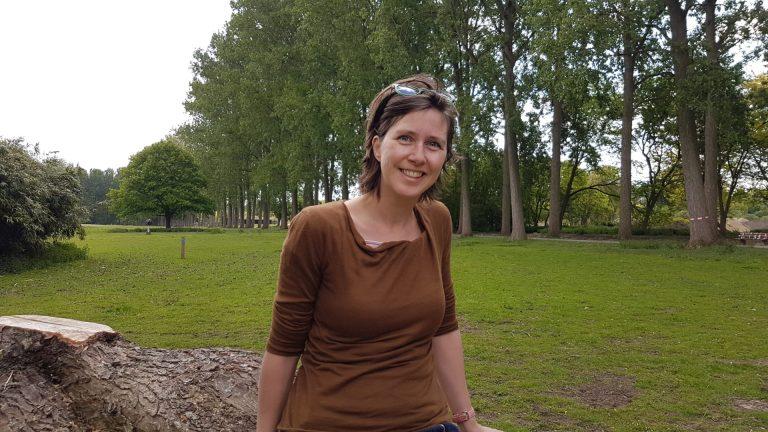 Eveline Coppin: 'Ik wil een spiegel zijn waarin andere mensen zichzelf kunnen waarnemen'