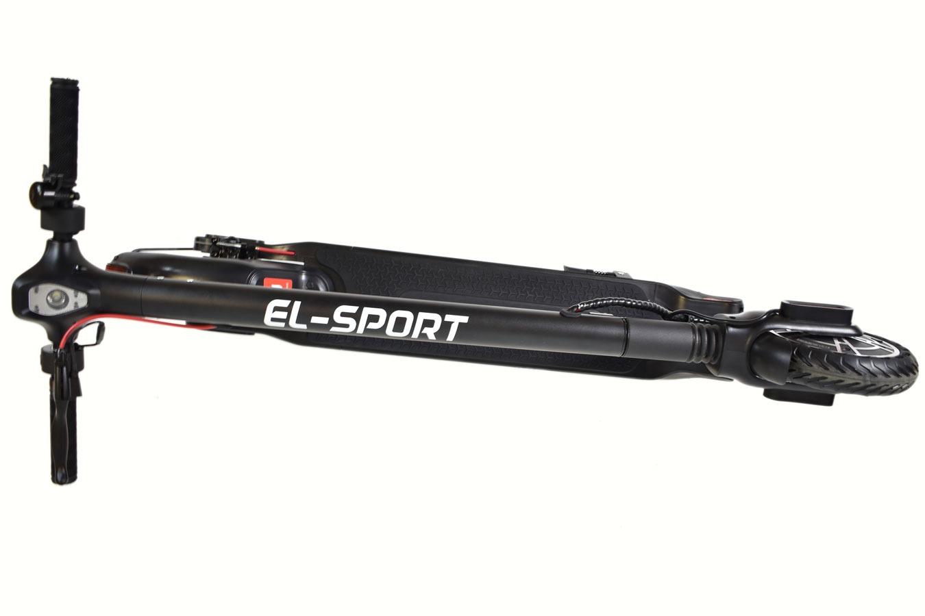 Электросамокат для подростков El-Sport M5 фото12