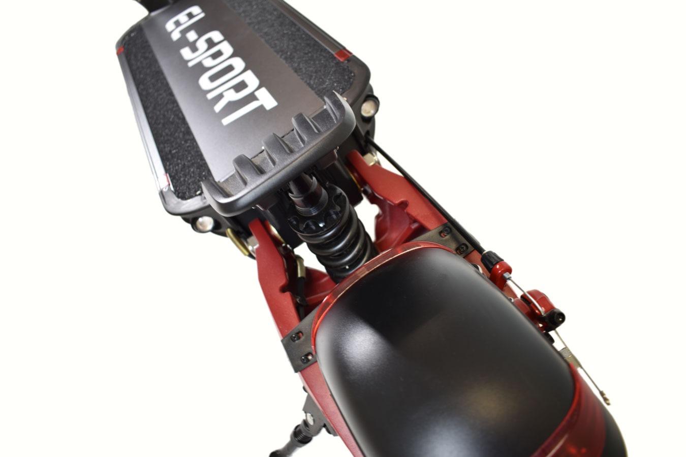 Электросамокат El-Sport T10-DDM фото3