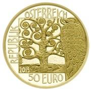 50,- € Gustav Klimt 2013