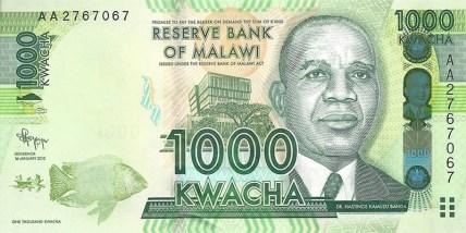 1.000 kwach