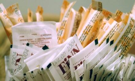 Sladký koníček: sbírání baleného cukru