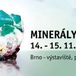 Prodejní výstava minerálů Brno 2015