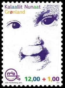 Gronsko - poštovní známky 2016