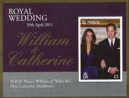 Princ William a Catherine Middleton