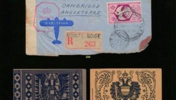 7b6835f8c6 Písemná on-line aukce známek firmy Majer   Thraumb