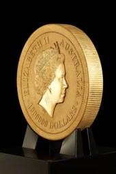 Největší mince na světě