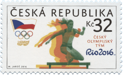 Český olympijský tým - Rio de Janeiro 2016