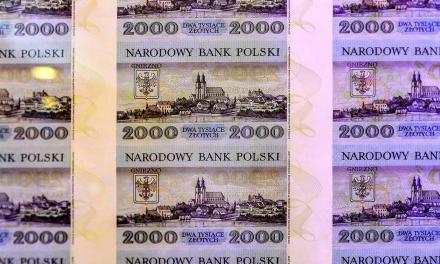 Tajné polské bankovky ze studené války odhaleny veřejnosti
