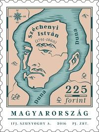 Nové maďarské známky ve 2. čtvrtletí roku 2016