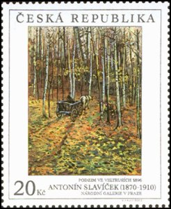Nejlepší ocelotisková známka 2004