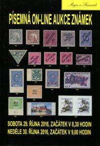 Aukční katalog firmy Majer & Thraumb