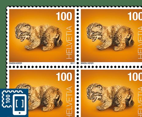 Švýcarské digitální známky