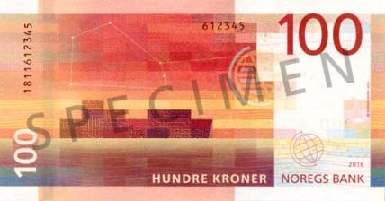 Nové norské bankovky