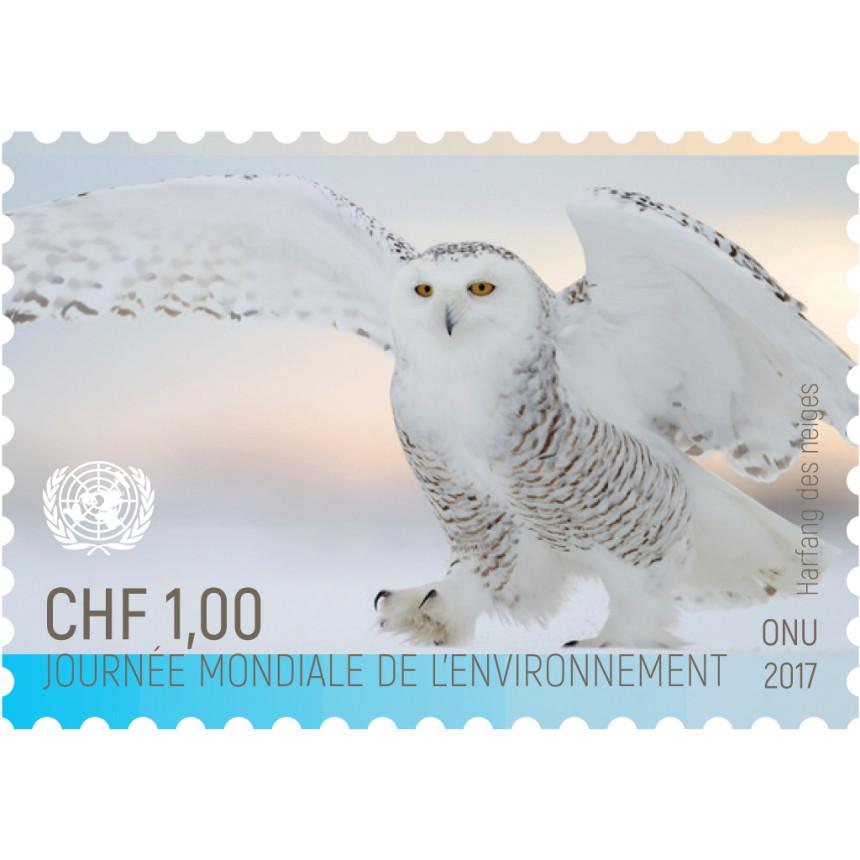 Nové známky OSN ke Dni životního prostředí