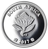 Stříbrné mince JAR
