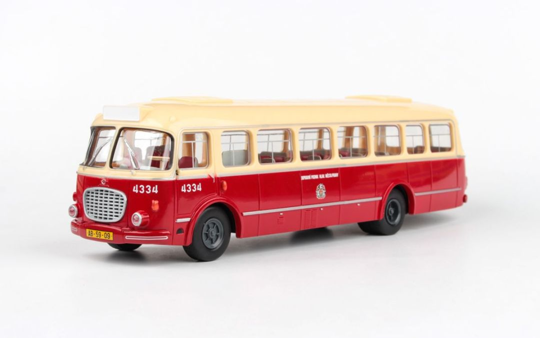 Abrex model autobus Škoda 706 RTO
