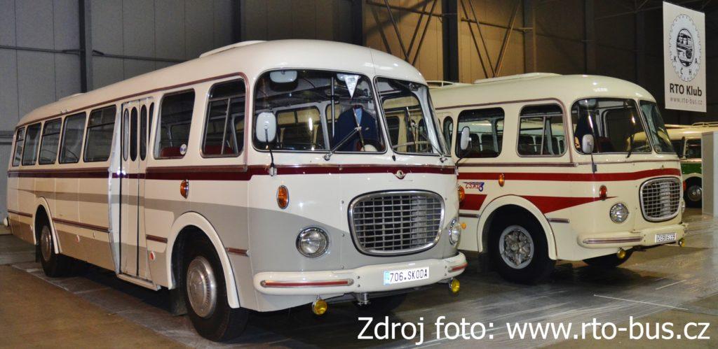 Foto autobus RTO 706 | zdroj: rto-bus.cz | magazin-sberatele.cz