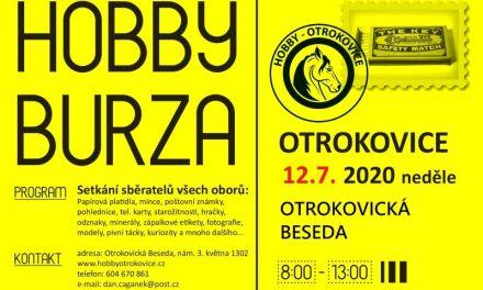 12.7. 2020 – HOBBY BURZA Otrokovice