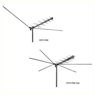 LOGO H-61М Элит - Антенна телевизионная стационарная.