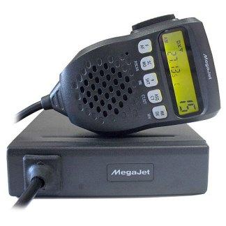 MegaJet MJ-555 - Рация Си-Би (CB) 27 МГц автомобильная