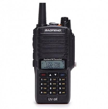 Baofeng UV-9R IP67 - Рация портативная любительская VHF/UHF