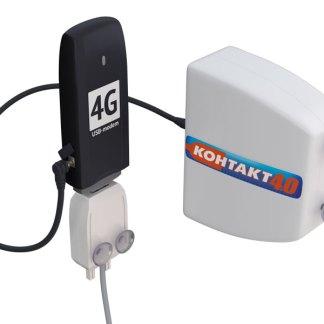 Контакт 4,0 - Антенна комнатная для усиления сигнала модема