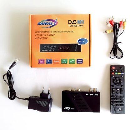 BAIKAL HD 987 с комплектом и коробкой