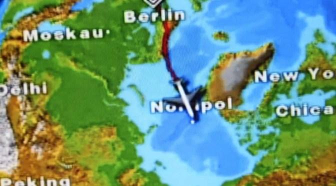 CTOUR on Tour: Erster CTOURist am Nordpol