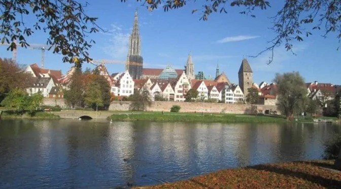 CTOUR & Co on Tour: In Ulm, um Ulm und um Ulm herum 1