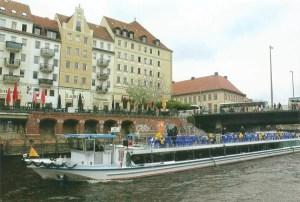 CTOUR vor Ort: Riedel-Reederei startet mit Doppel-Schiffstaufe in die Saison 4