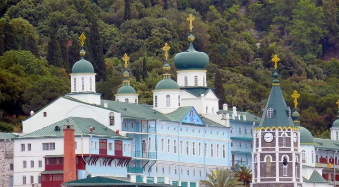 CTOUR on Tour: Athos, der genussreiche Heilige Berg