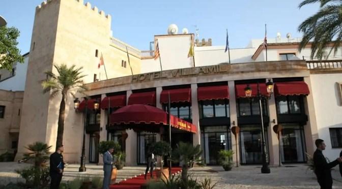 CTOUR vor Ort: Eröffnung des NH Hotel Group Hesperia Villamil Hotel auf Mallorca